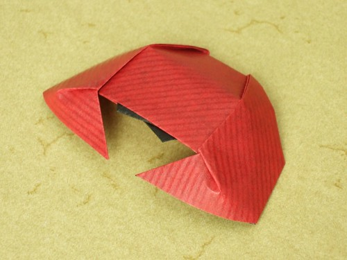 Origami Crab Crab Step by