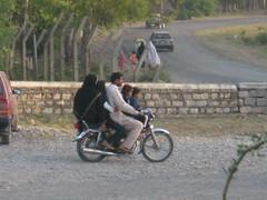 5 on a bike... (iamkhayyam) Tags: pakistan punjab wah taxila cantt