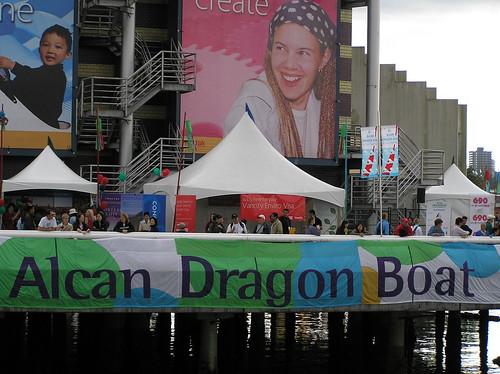Alcan Dragon Boat, Vancouver