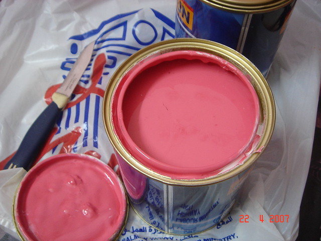 Painting my sis room - the Color