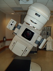 Varian radiation therapy machine