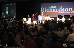 Bill Richardson wins in California
