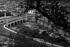 Tracks Into Atwater Village, 1927 (Atwater Village Newbie) Tags: california ca red car electric train river la losangeles los track village glendale pacific angeles columns tracks socal atwater blvd picnik av redcar lariver atwatervillage losangele nela northeastla pacificelectric