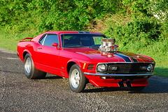 1970 MACH 1 Mustang