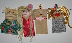 my very own fandango puppets