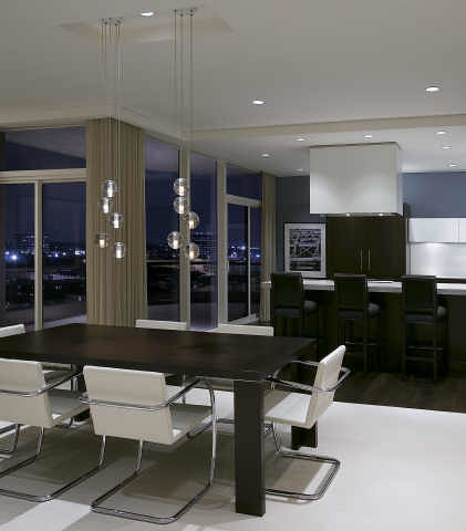 Condo on Turtle Creek in Dallas,house, interior, interior design