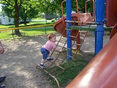 Parker Climbing