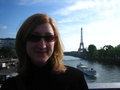 Jessica in Paris