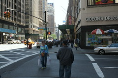 Broadway & 38th by Vidiot, on Flickr