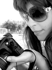 me with camera - by kassandrapoised