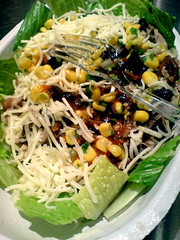 chipotle grill salad
