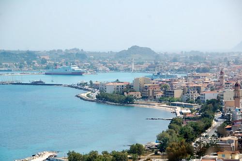 View of Zante Town