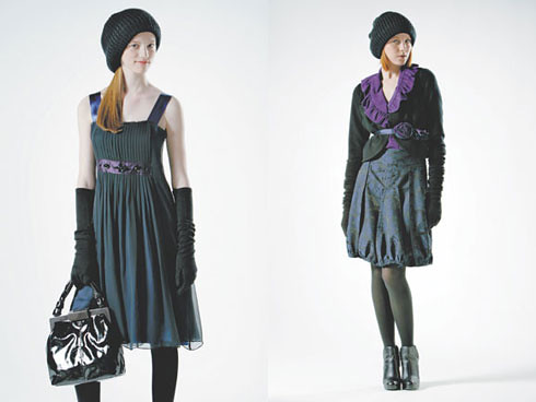 High Fashion Girl: Vera Wang Collaboration! :  indie clothing diything emerging fashion