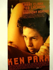 ken park (latekommer) Tags: cameraphone usa cinema film america movie ticketstubs tokyo unitedstates threesome teenagelust movietickets motionpicture larryclark  kenpark harmonykorine americanfilm