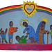 """art89 - """"Jesus and Mother Mary loves the Poor and the Needy"""""""