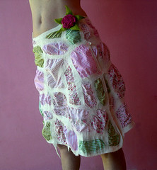 Felted Skirt (irit dulman) Tags: felting felt skirt feltro filz