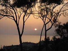 pt dume sunset