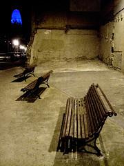 happy polla (nanneker) Tags: barcelona blue night de torre agbar polla