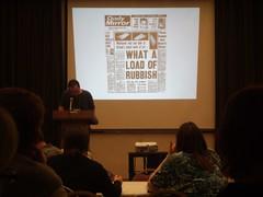 Geoff Sirc's Keynote talk
