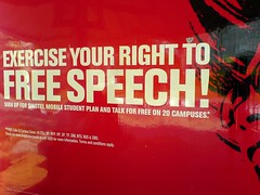 Right to Free Speech?