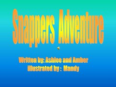 Snapper's Adventure.ALM,AMG,AMM