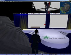 Big Chip Awards Manchester In Second Life