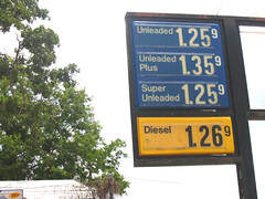 Gas Prices Are Up!!! Feelin' the Pinch....