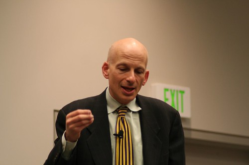 Seth Godin presents in Salt Lake City