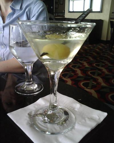 Martinis taste better at high altitude