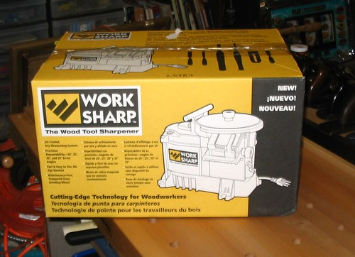Worksharp - New in Box