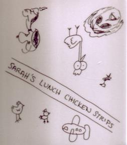Daily Doodles - May 26, 2007