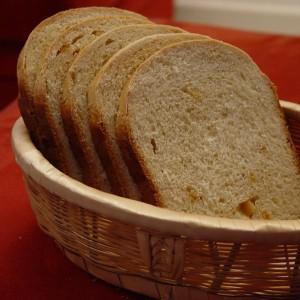 pain à la fleur d'oranger