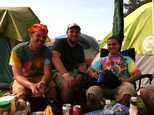Gentlemen of Camp Clover