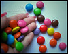 smarties again. (*northern star°) Tags: smarties hand nails red orange violet blue brown yellow green rosso arancione arancio verde giallo marrone blu azzurro rosa viola cibo food colors 1on1colorful 1on1colorfulphotooftheday 1on1colorfulphotoofthedayjune2007 superbmasterpiece explore explored onexplore tititu northernstar northernstarandthewhiterabbit canon northernstar° northernstar°photography d ©allrightsreserved usewithoutpermissionisillegal ifyouwannatakeitforpersonalusesnotcommercialusesjustask donotsteal
