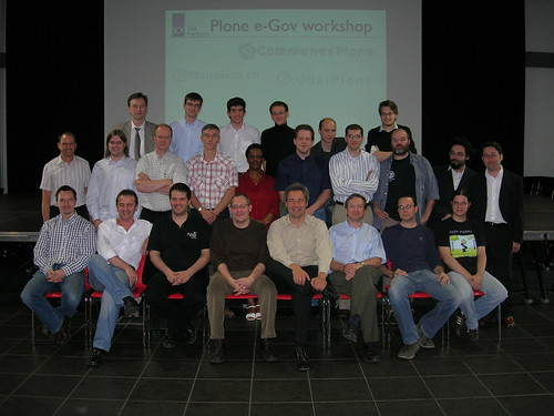 Plone e-Gov workshop