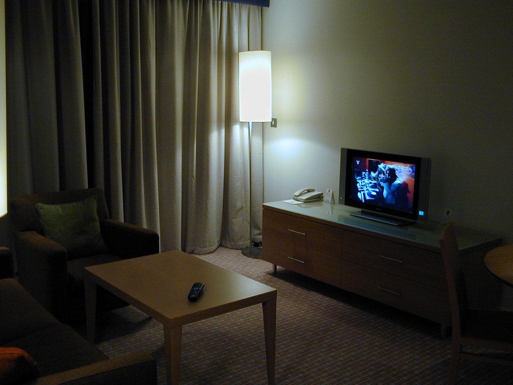 Hotel Suite, with flat panel TV