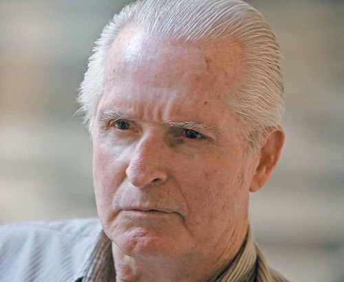 Photograph of Robert Carmack
