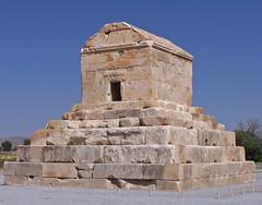 Tomba de Cir el Gran, Pasàrgades (3) - by Sebastià Giralt