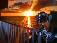 Pentax Sunset (/\ltus) Tags: sunset hawaii pentax waikiki w10 blueribbonwinner supershot gorillapod nonhdr 200703 k10d anawesomeshot