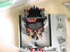 Bird's eye view (Josh Calvetti) Tags: castle lego contest cc shade anubis