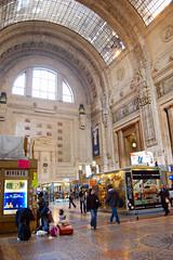 Italian adventures: Stockholm -> Milan -> Corniglia