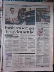 Dagens Industri 14 Mars 2007