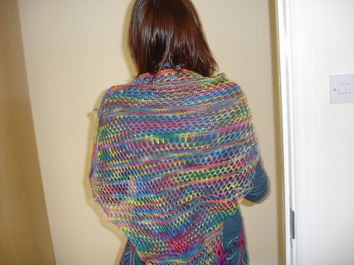 city shawl ta-da!