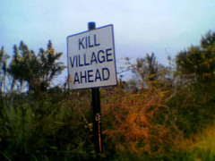 kill village ahead