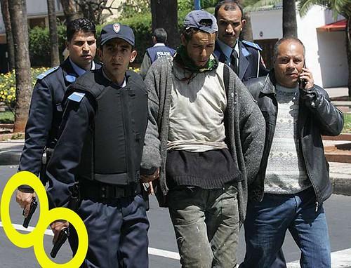 policia marroquí 1