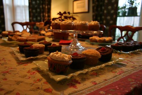 cupcake spread