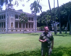 Scott at Iolani Palance 3