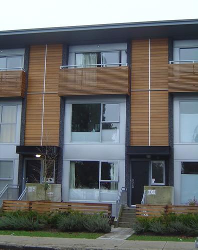new canada modern vancouver design bc britishcolumbia contemporary townhouse kitsilano trasolinichetner