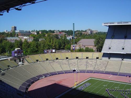 Husky Stadium - Seattle, Washington
