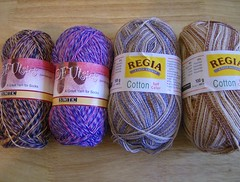 cotton blend yarn